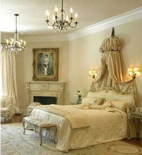 Romantic+bedroom+design