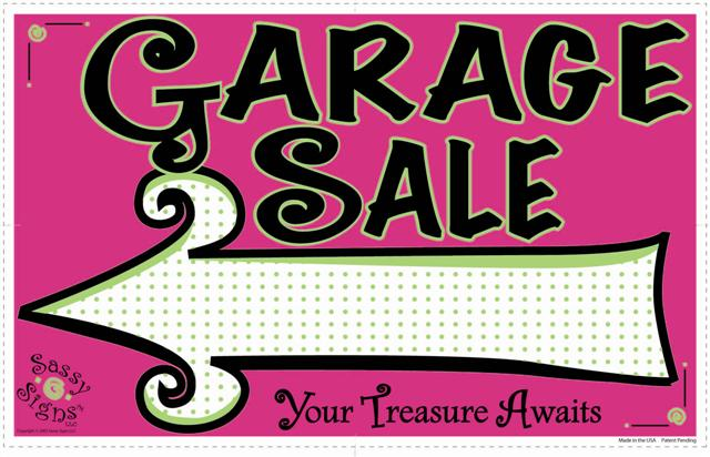 Yard+sale+sign